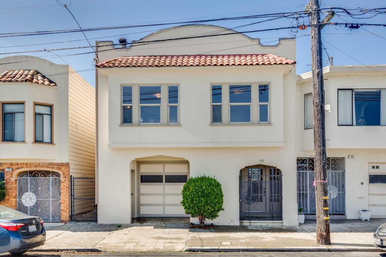 130 Hamilton ST SAN FRANCISCO, CA 94134