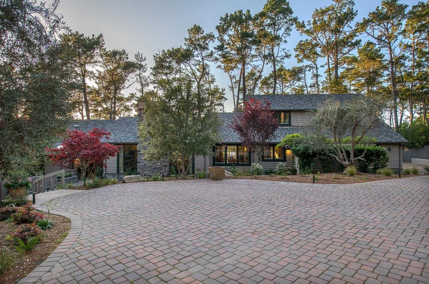 $4,500,000 - 4Br/6Ba -  for Sale in Pebble Beach