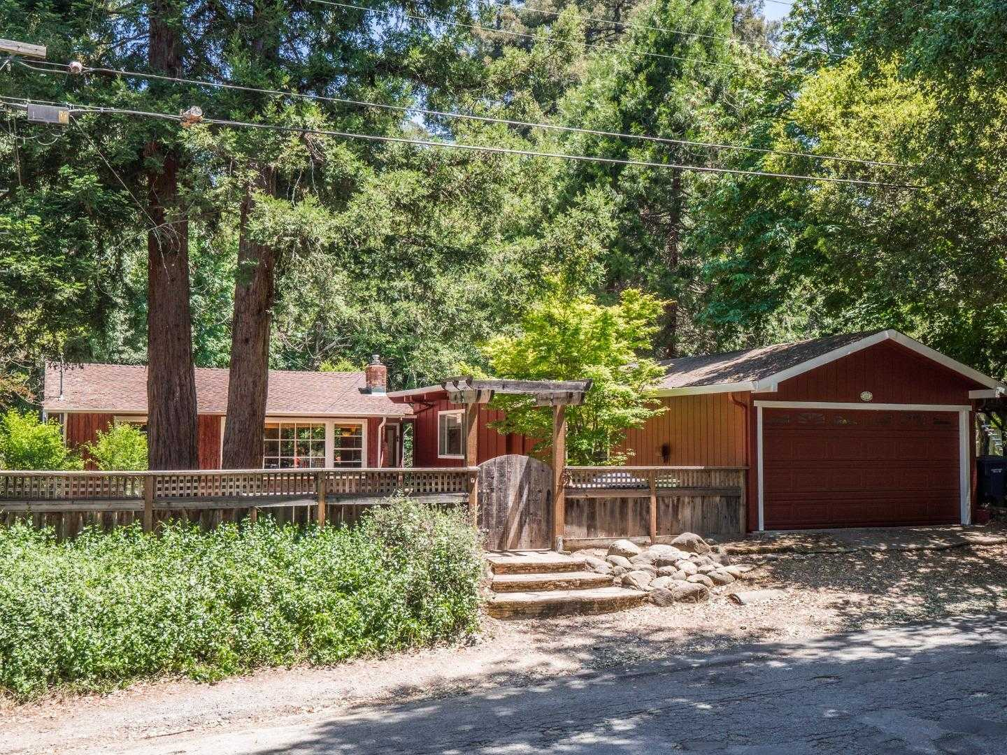 233 Fall Creek Dr Felton, CA 95018