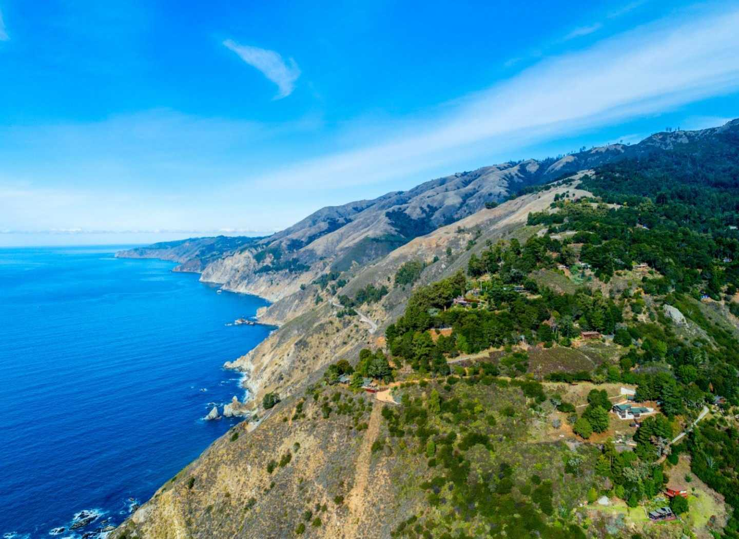 $1,999,999 - 4Br/4Ba -  for Sale in Big Sur
