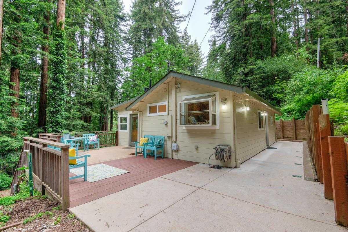 245 Blue Ridge Dr Boulder Creek, CA 95006