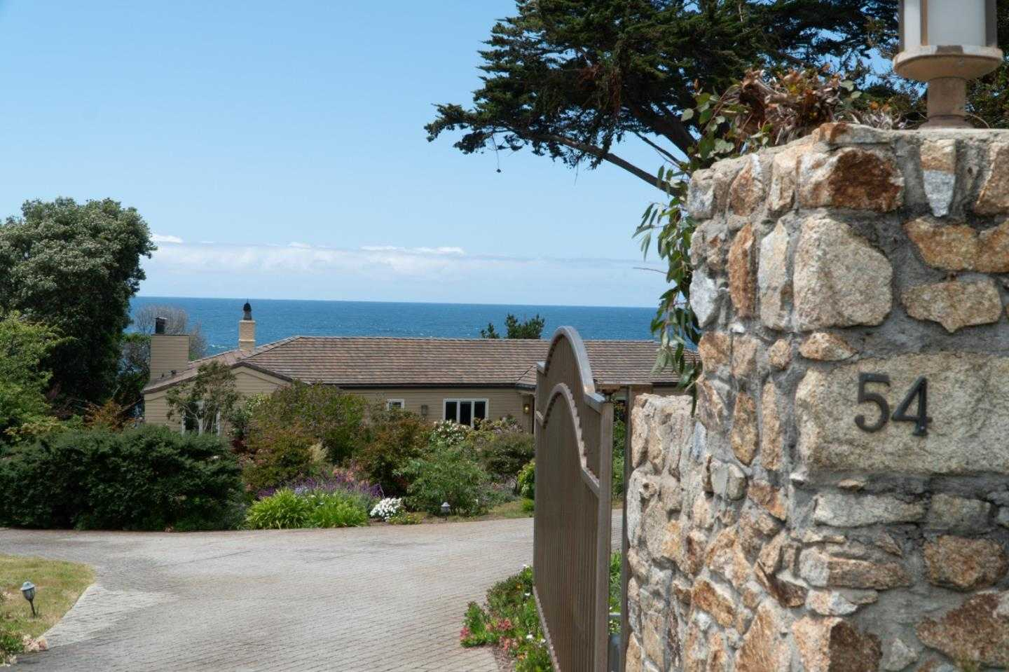$6,398,000 - 3Br/4Ba -  for Sale in Carmel