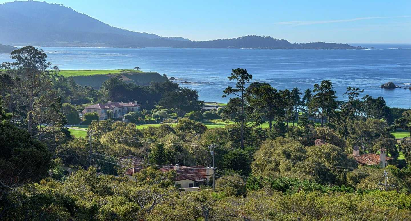 $13,998,000 - 7Br/8Ba -  for Sale in Pebble Beach
