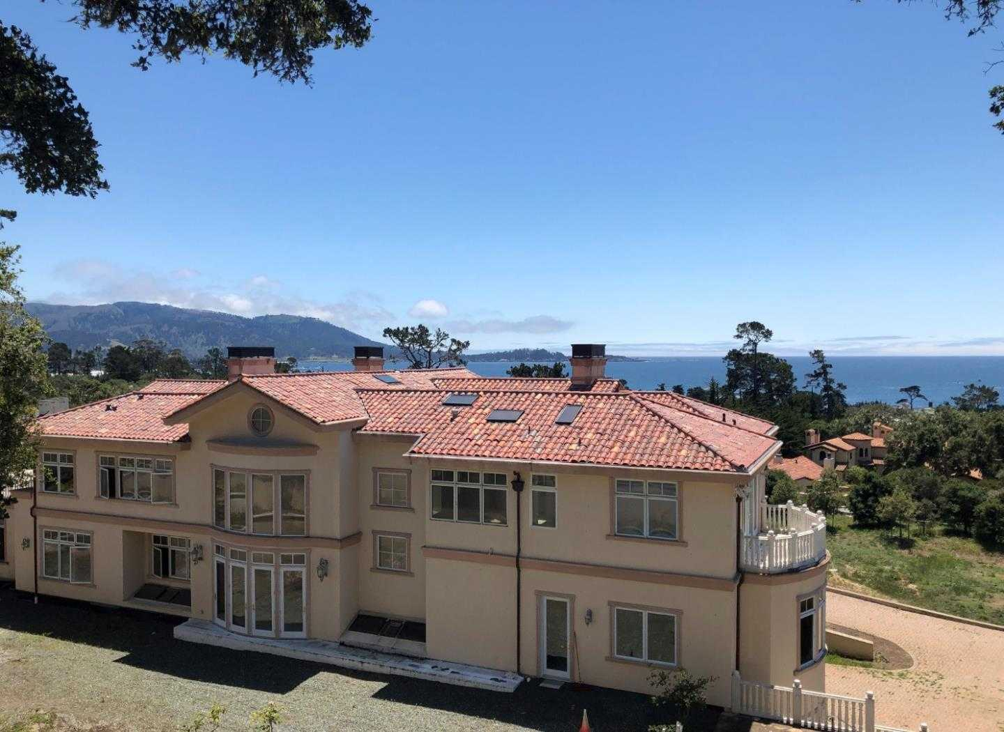 $8,900,000 - 6Br/6Ba -  for Sale in Pebble Beach