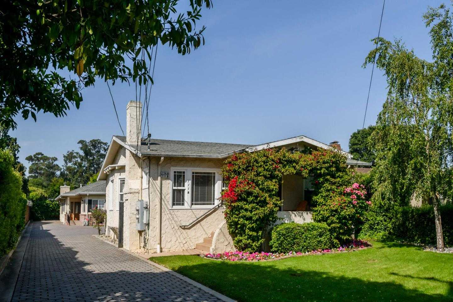 $2,895,000 - 5Br/4Ba -  for Sale in Burlingame
