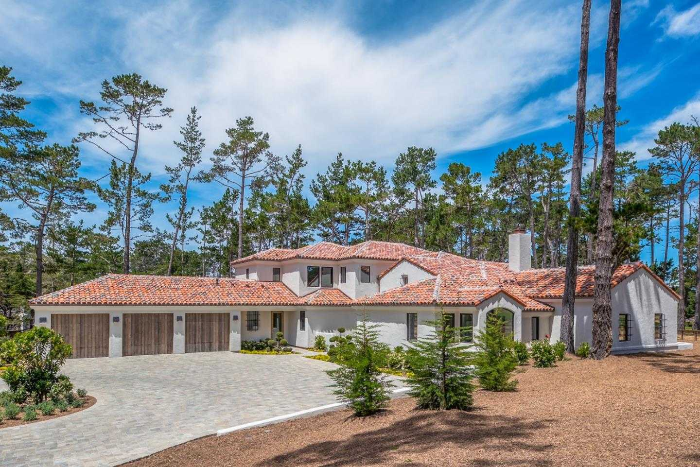 $6,495,000 - 4Br/5Ba -  for Sale in Pebble Beach