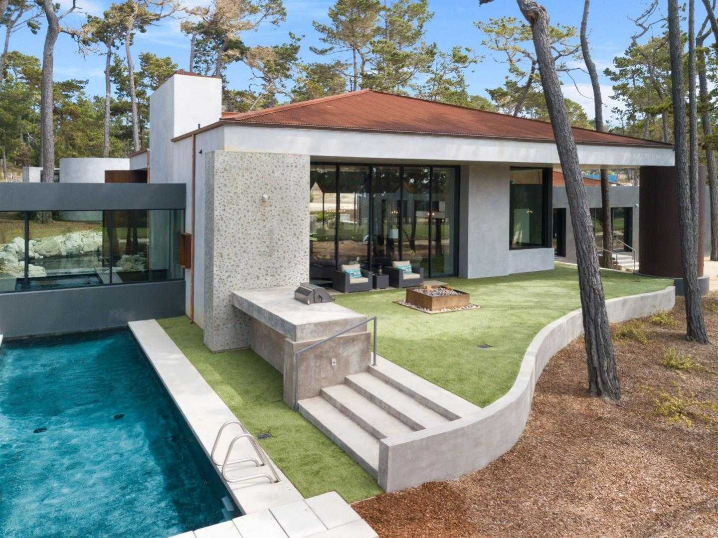 $5,950,000 - 4Br/6Ba -  for Sale in Pebble Beach