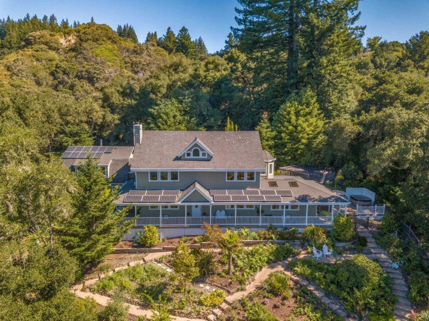 $1,849,000 - 4Br/4Ba -  for Sale in Scotts Valley