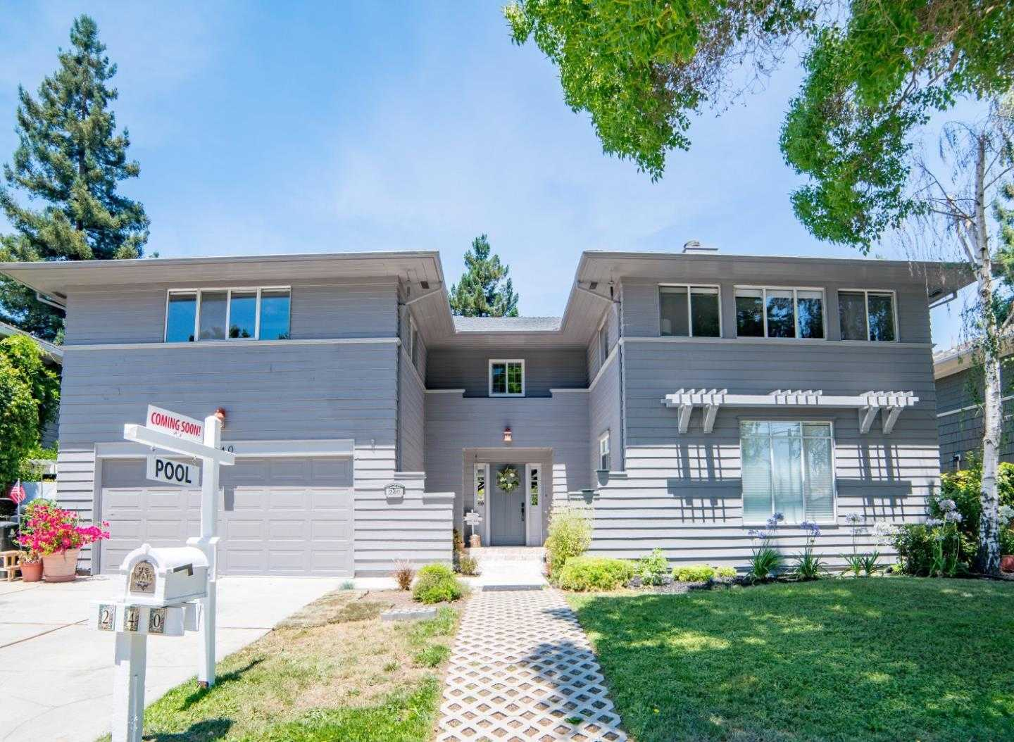 $2,998,000 - 6Br/5Ba -  for Sale in Mountain View
