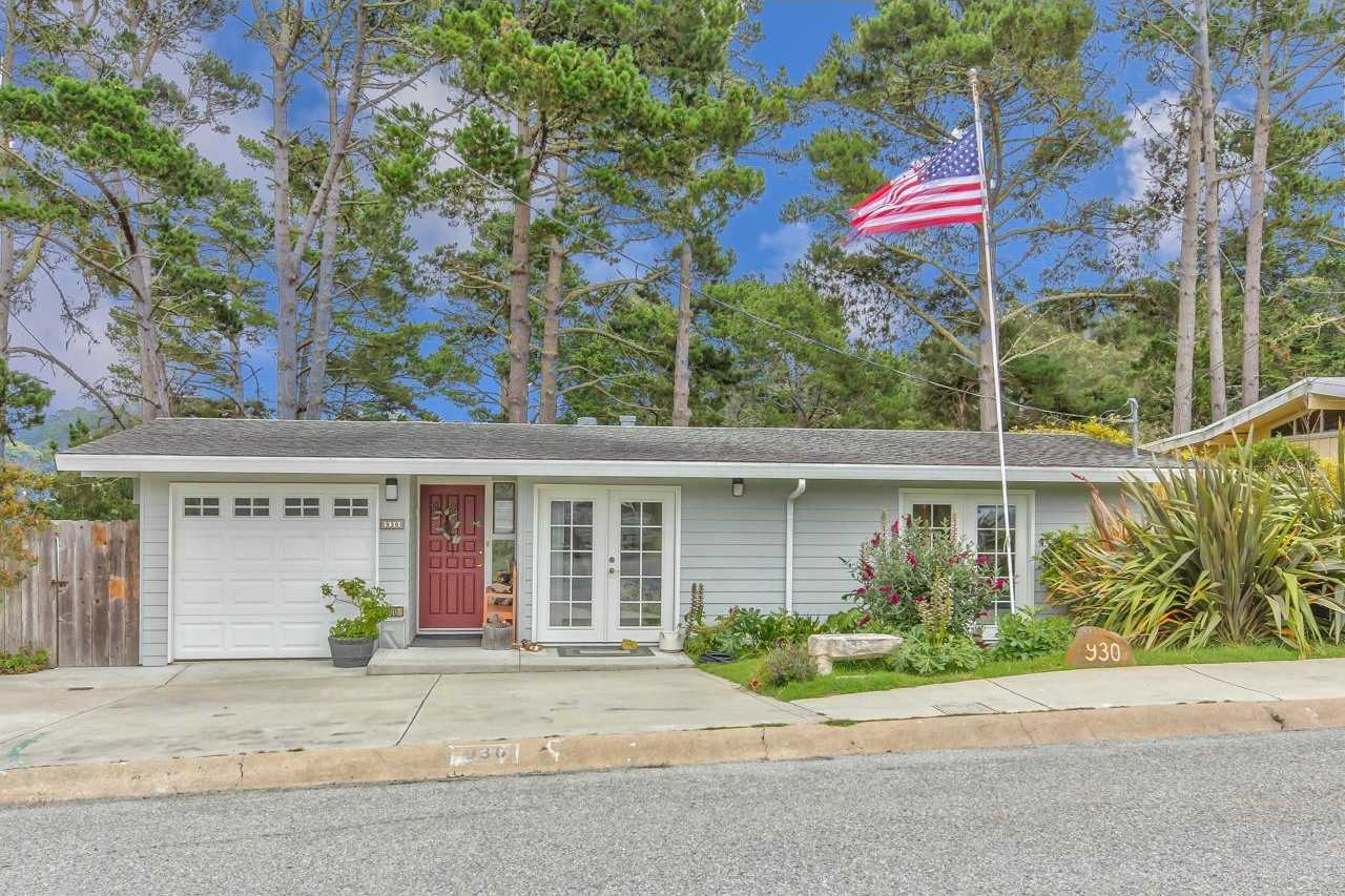 $899,000 - 3Br/1Ba -  for Sale in Pacific Grove