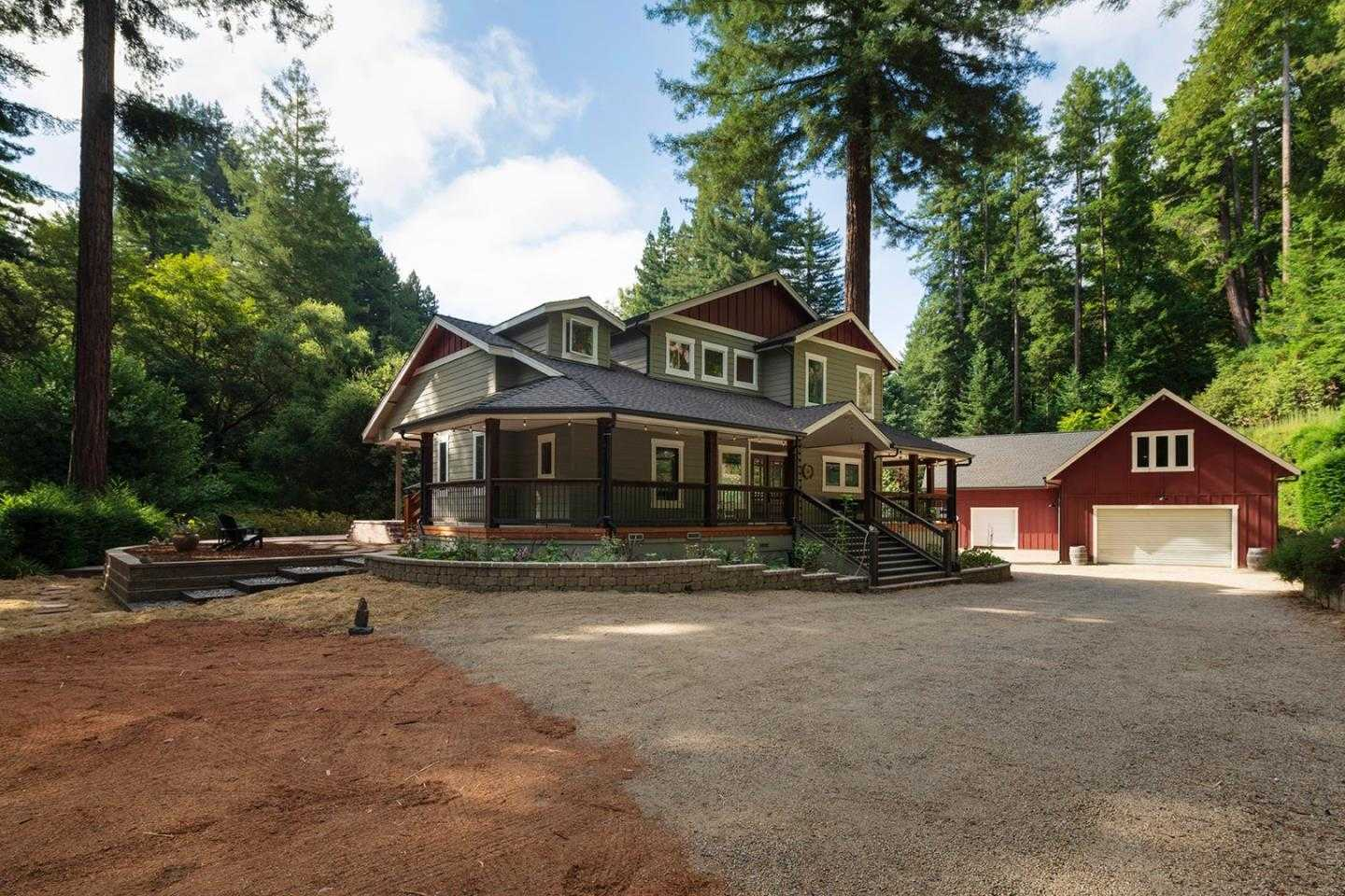 $2,350,000 - 3Br/4Ba -  for Sale in Scotts Valley