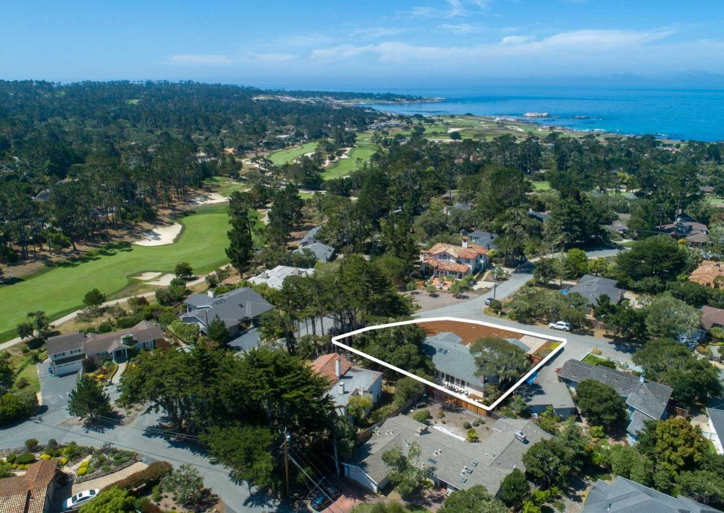 $1,845,000 - 3Br/3Ba -  for Sale in Pebble Beach