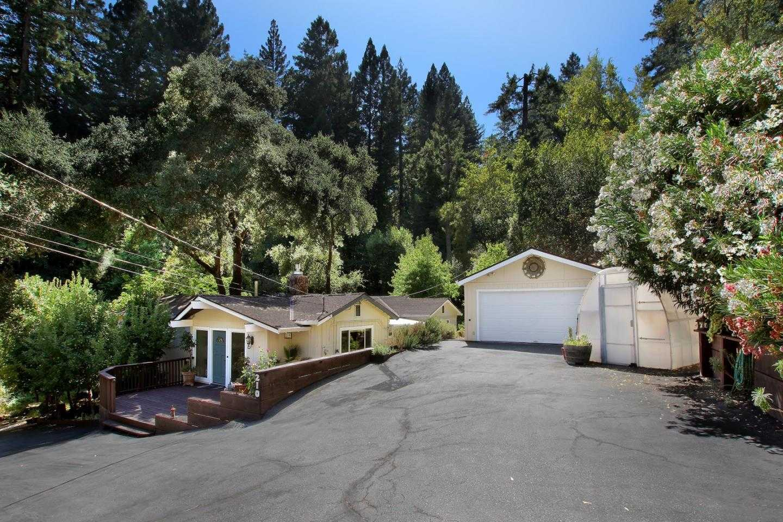 210 Bar King Rd Boulder Creek, CA 95006