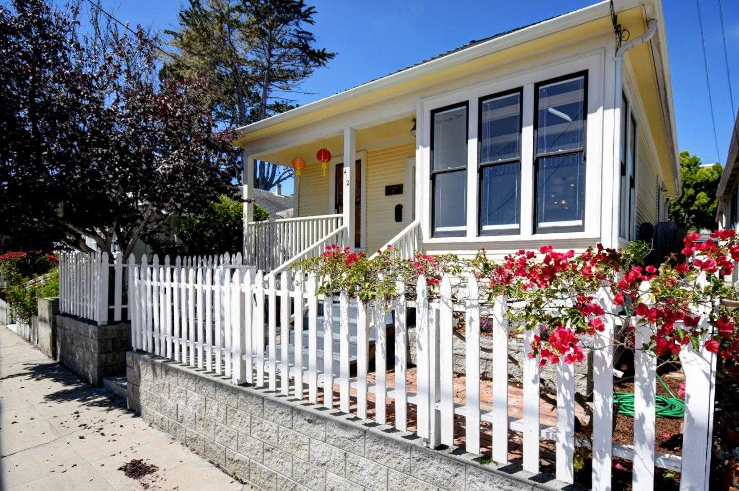 $829,000 - 2Br/2Ba -  for Sale in Pacific Grove
