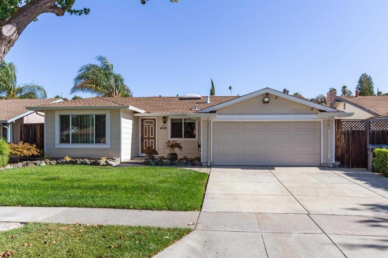 4638 Houndshaven Way San Jose, CA 95111