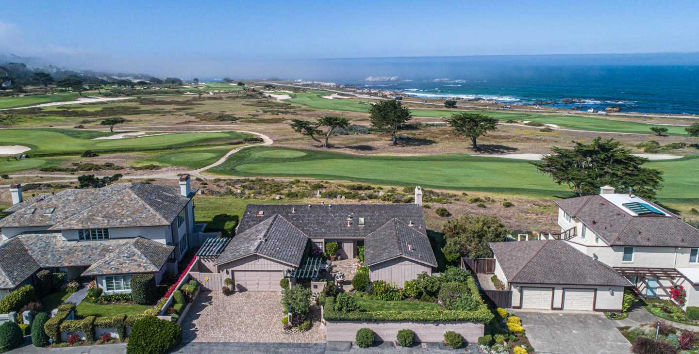 $5,995,000 - 3Br/4Ba -  for Sale in Pebble Beach