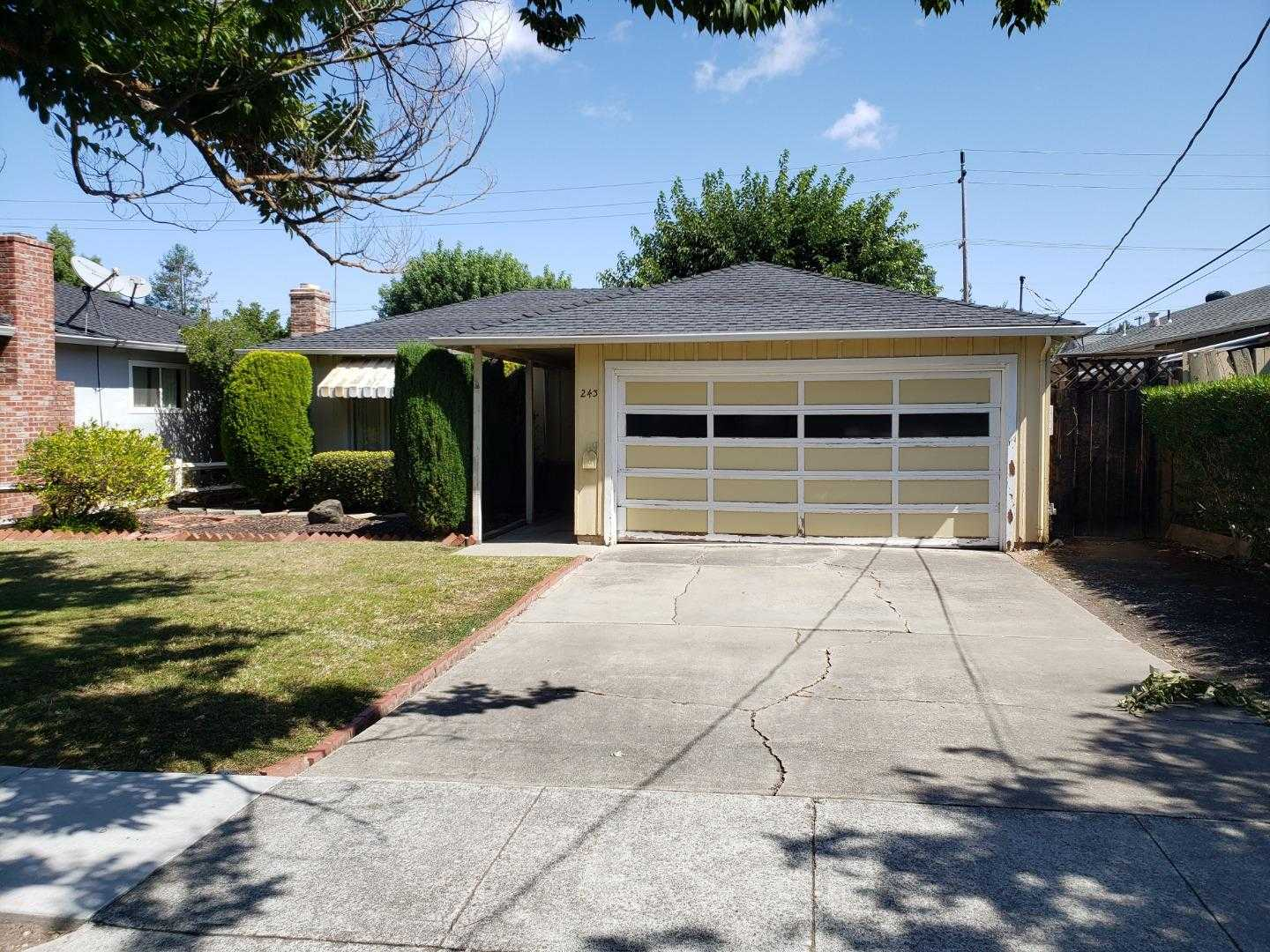 $1,099,000 - 2Br/1Ba -  for Sale in Redwood City