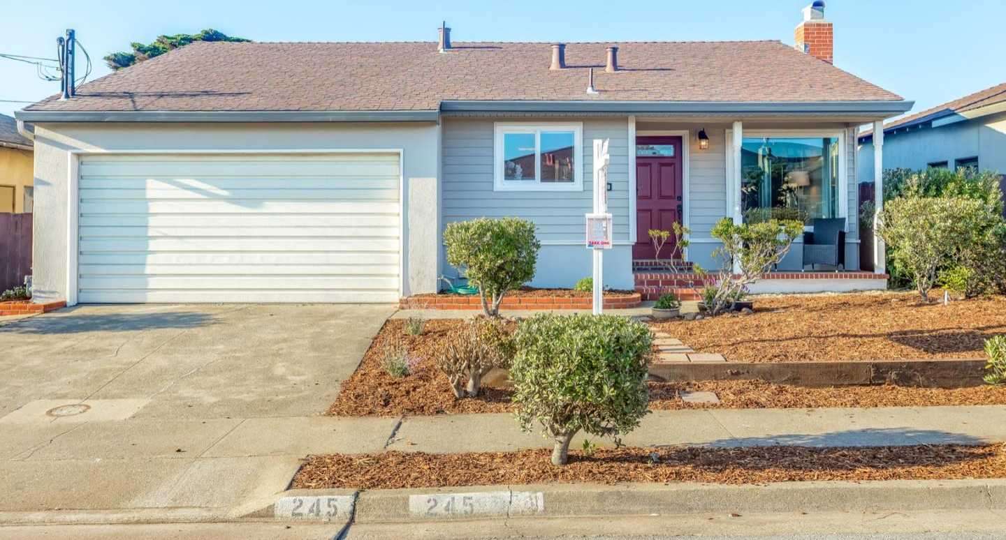 $948,000 - 3Br/2Ba -  for Sale in Pacifica