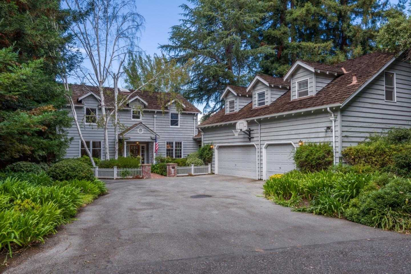 $4,550,000 - 6Br/5Ba -  for Sale in Menlo Park