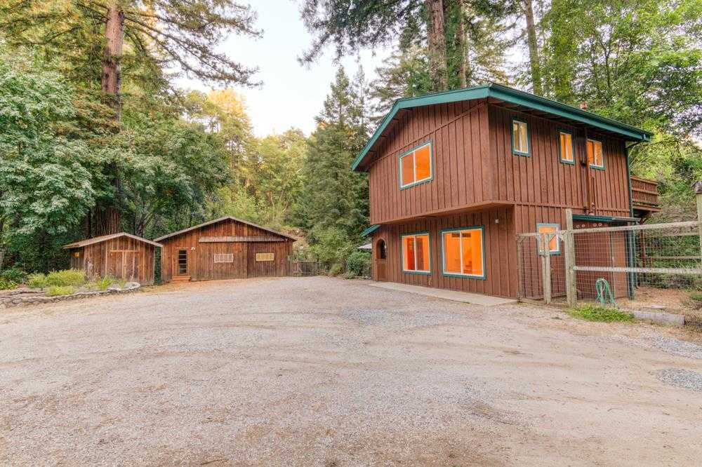 222 Bean Ave Boulder Creek, CA 95006
