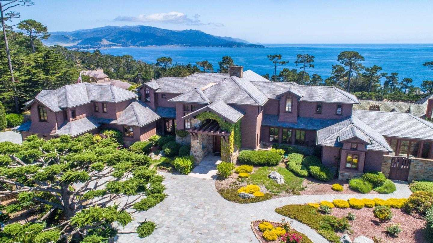 $9,795,000 - 4Br/6Ba -  for Sale in Pebble Beach