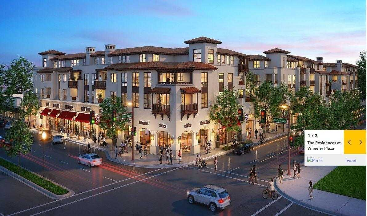 $1,366,100 - 2Br/2Ba -  for Sale in San Carlos