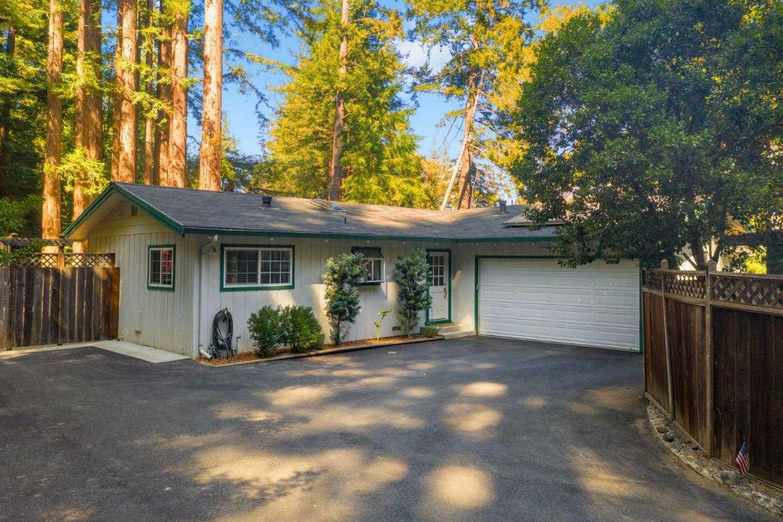 954 Scenic WAY BEN LOMOND, CA 95005