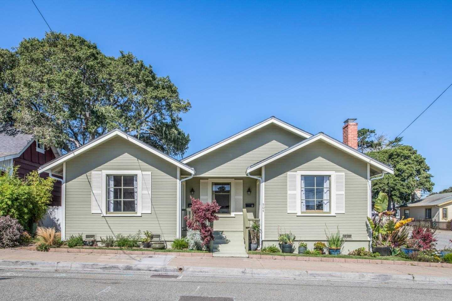$1,015,000 - 3Br/3Ba -  for Sale in Pacific Grove