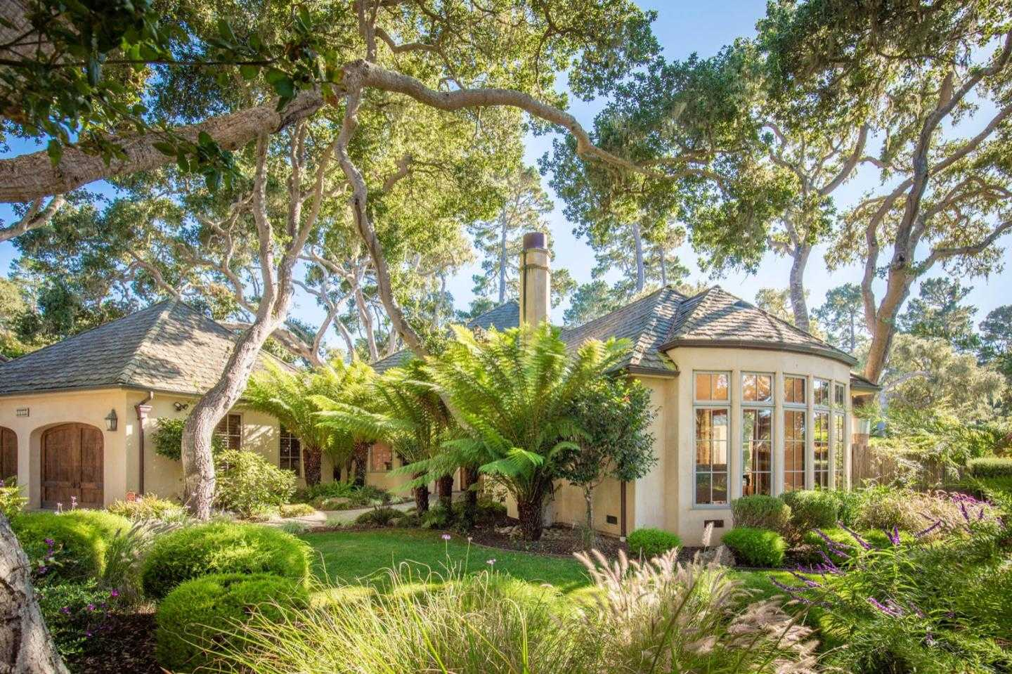 $2,950,000 - 3Br/4Ba -  for Sale in Pebble Beach