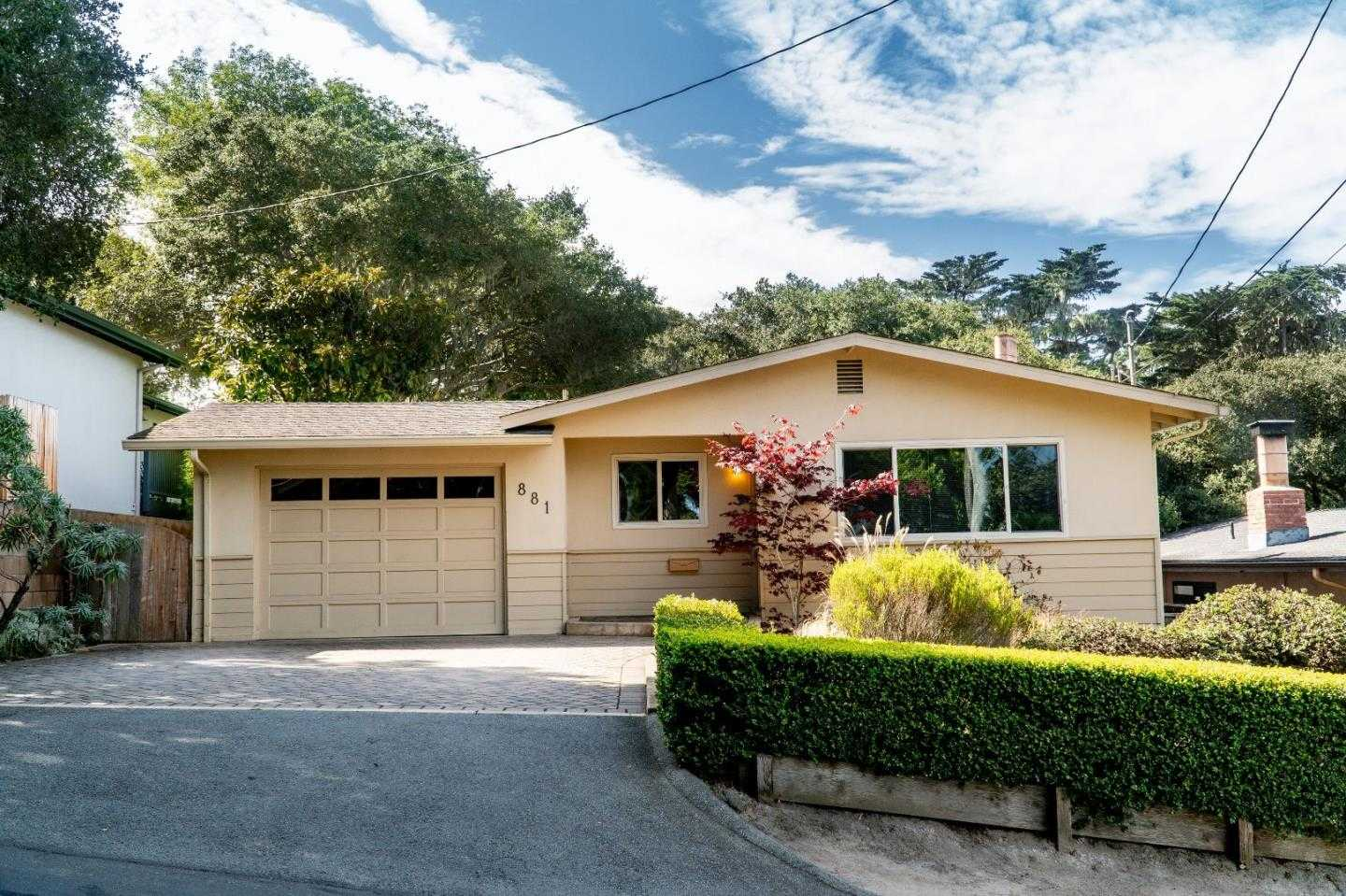 $842,500 - 3Br/2Ba -  for Sale in Monterey