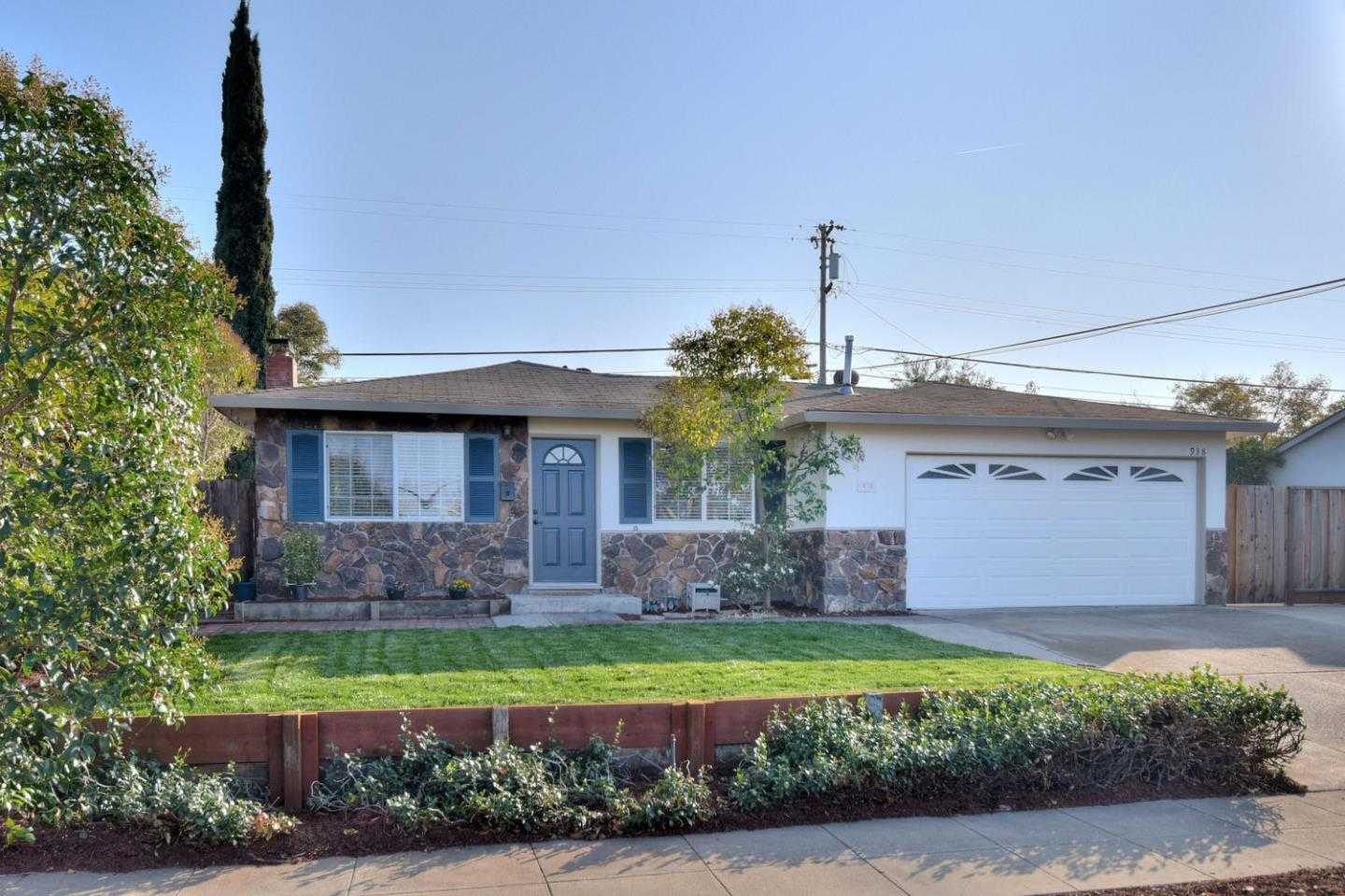 $1,195,000 - 3Br/2Ba -  for Sale in Campbell