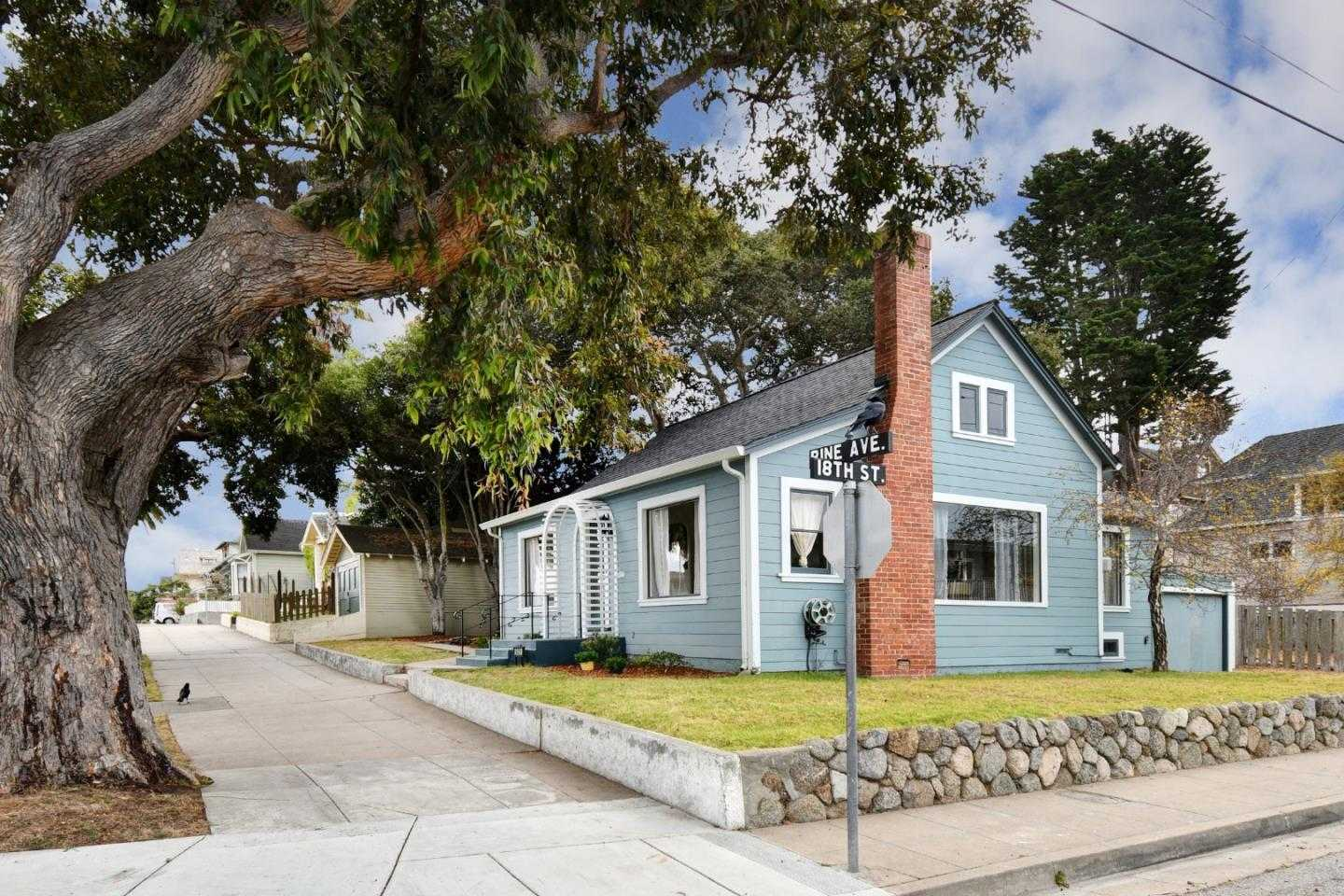 $849,000 - 2Br/1Ba -  for Sale in Pacific Grove