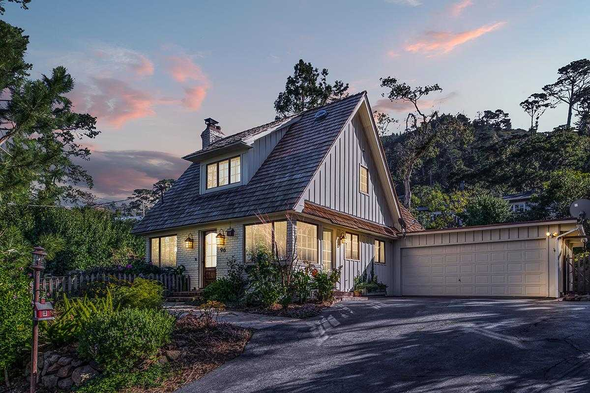 $1,295,000 - 3Br/2Ba -  for Sale in Carmel Highlands