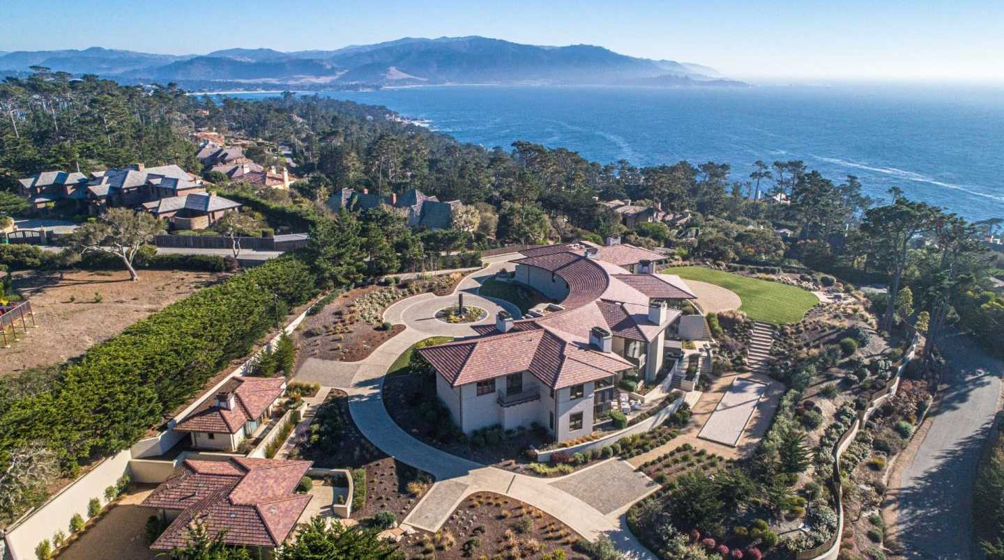 $16,995,000 - 6Br/7Ba -  for Sale in Pebble Beach