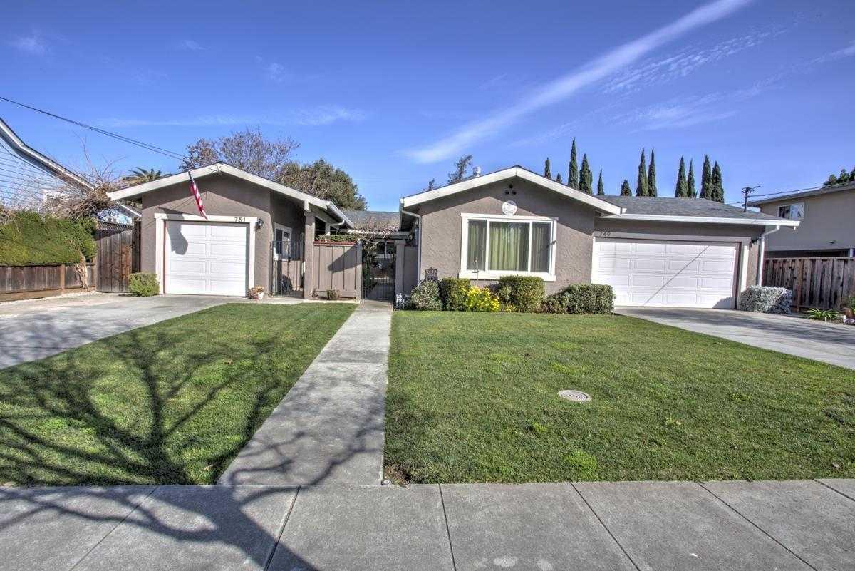 $1,900,000 - 2Br/2Ba -  for Sale in Santa Clara