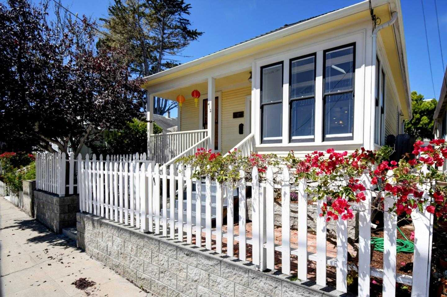 $804,000 - 2Br/2Ba -  for Sale in Pacific Grove