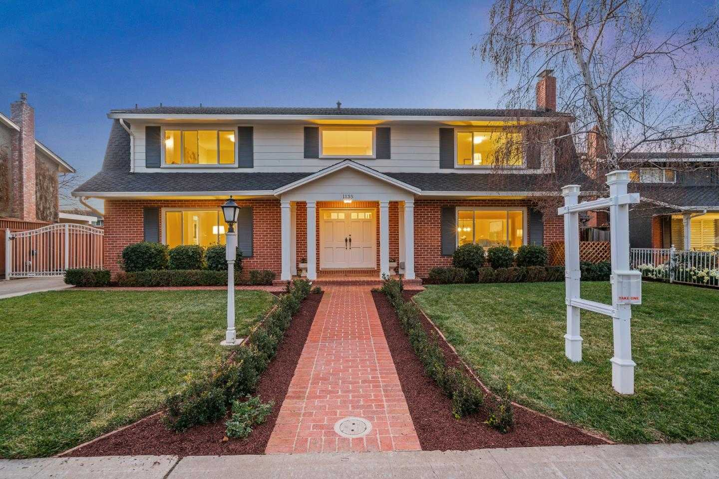 $1,849,000 - 5Br/3Ba -  for Sale in San Jose