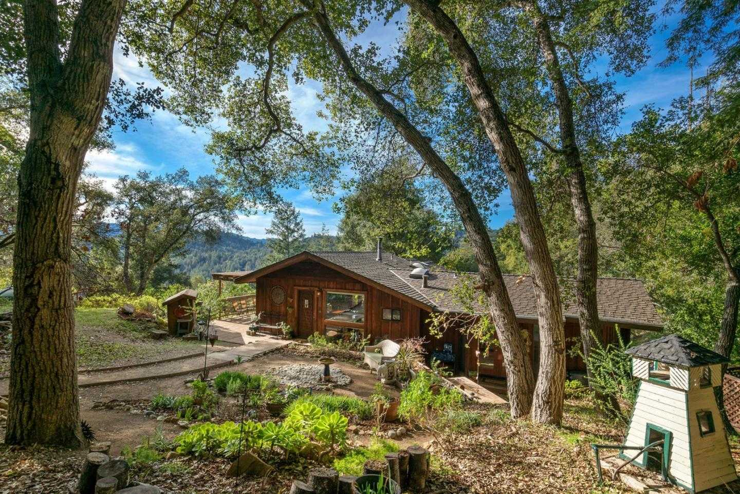 19295 Hidden Springs LN BOULDER CREEK, CA 95006