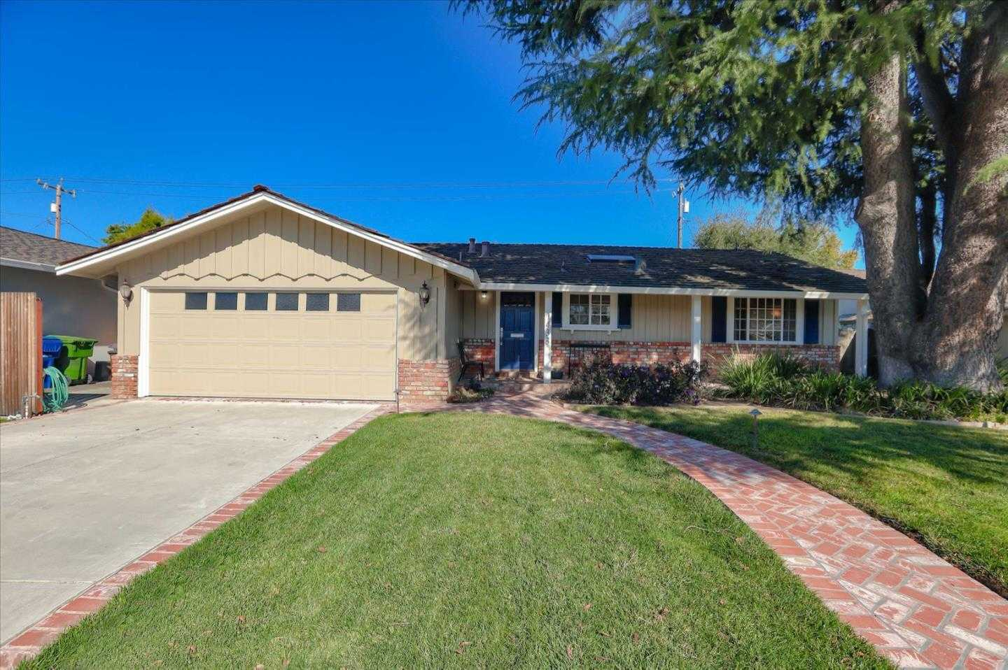 $1,275,000 - 3Br/2Ba -  for Sale in Campbell