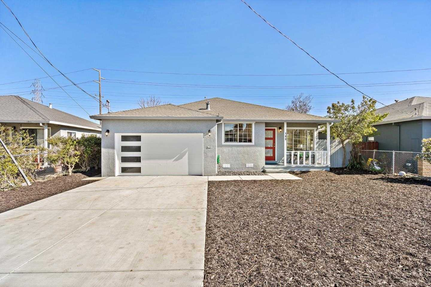 $1,098,000 - 3Br/1Ba -  for Sale in East Palo Alto