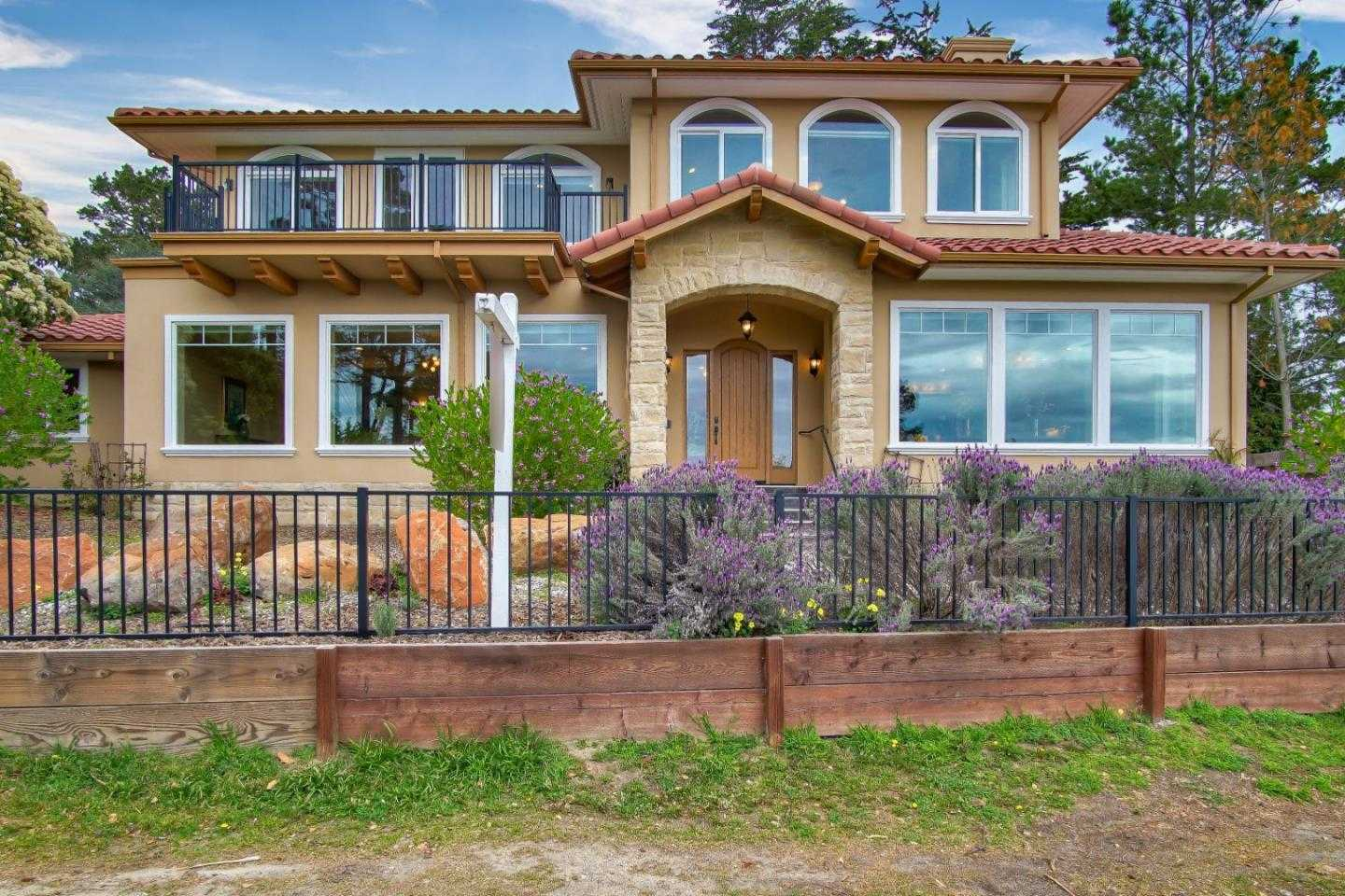 $1,750,000 - 3Br/4Ba -  for Sale in Pebble Beach