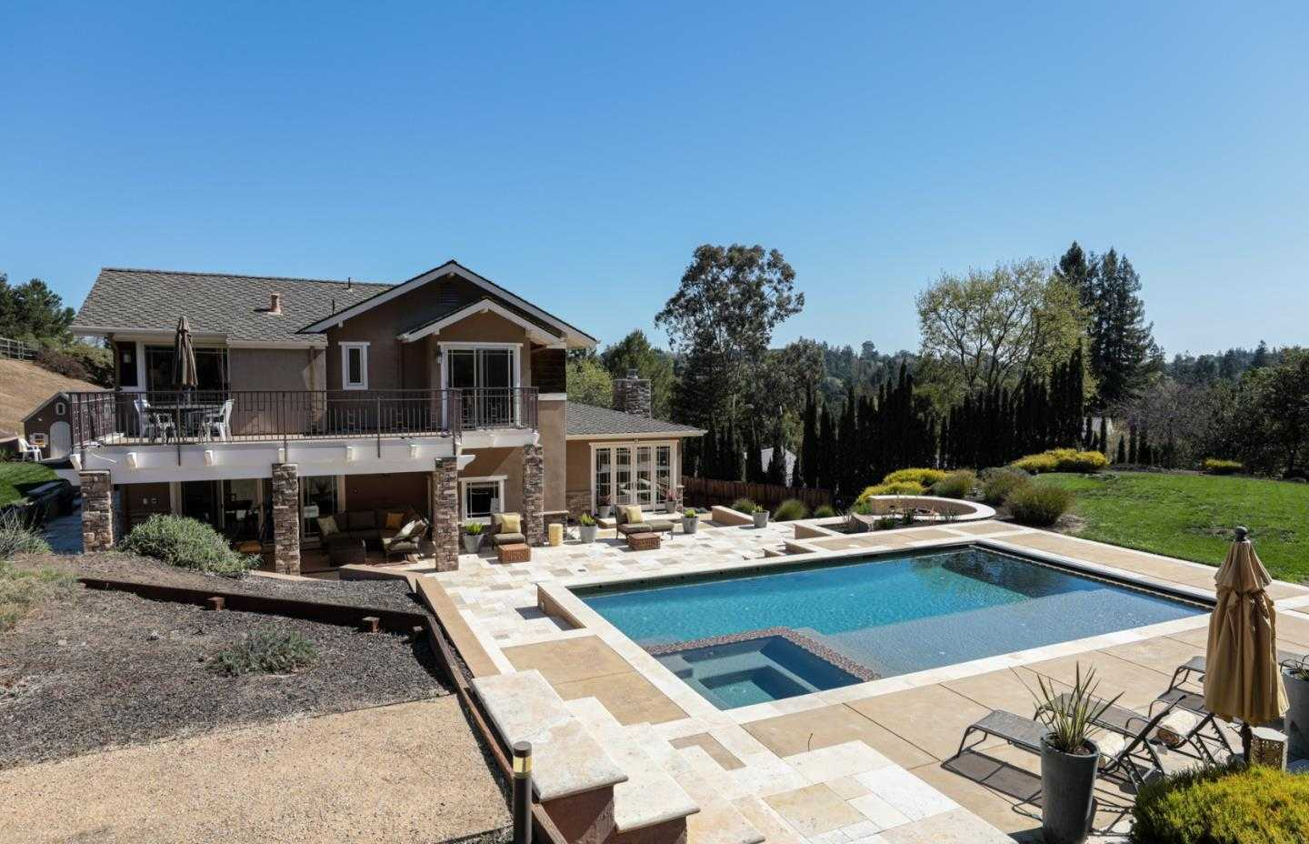 $7,450,000 - 5Br/4Ba -  for Sale in Atherton