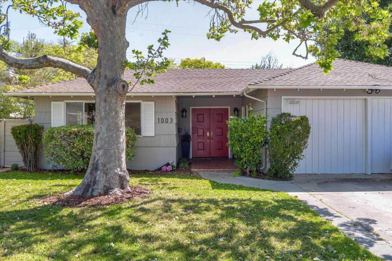 1003 Newell Rd Palo Alto, CA 94303