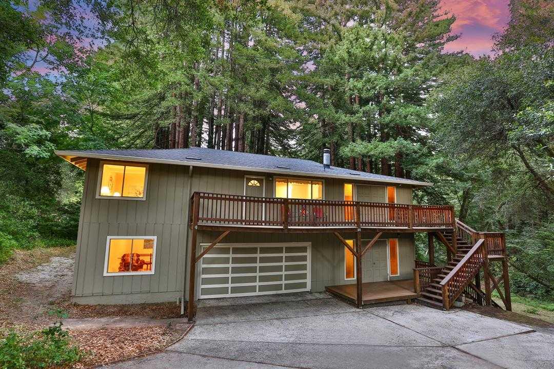 $899,000 - 4Br/2Ba -  for Sale in Boulder Creek