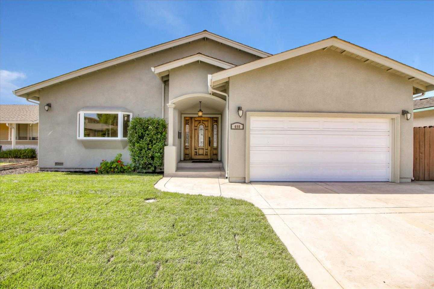 $1,100,000 - 4Br/2Ba -  for Sale in San Jose