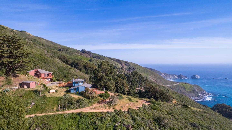 $1,495,000 - 2Br/3Ba -  for Sale in Big Sur