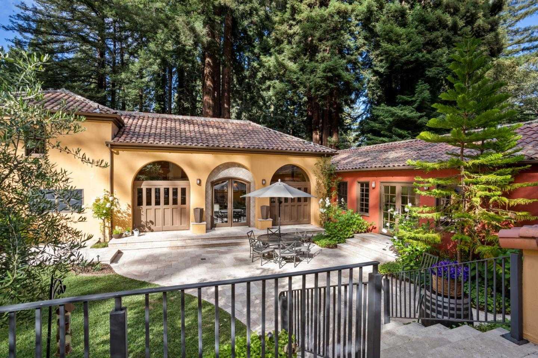295 Grandview Dr Woodside, CA 94062
