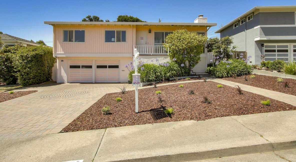 $1,375,000 - 3Br/2Ba -  for Sale in Millbrae