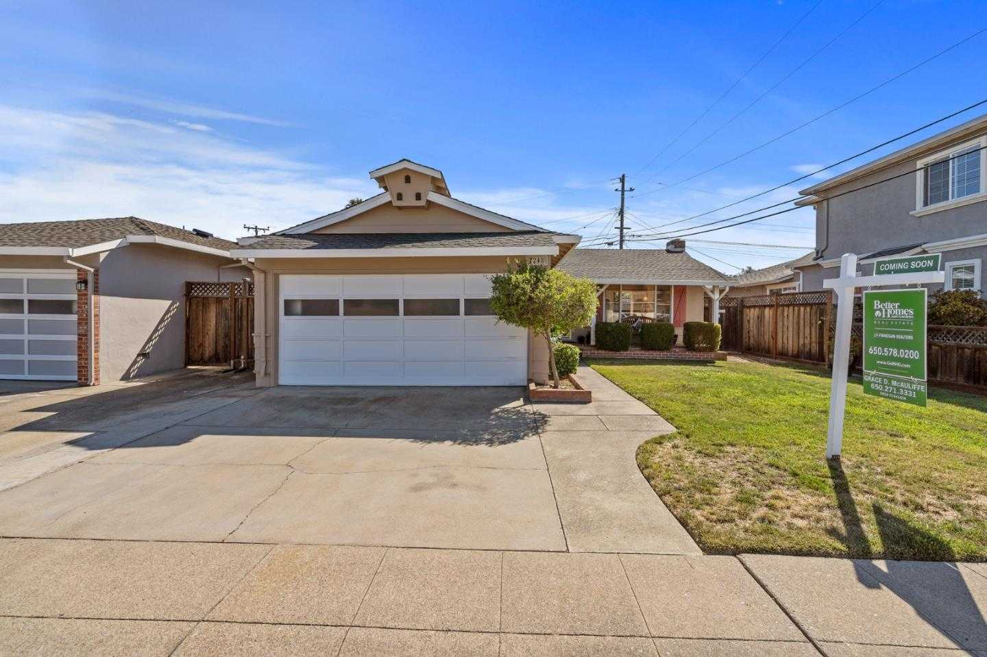 $1,450,000 - 3Br/2Ba -  for Sale in San Mateo