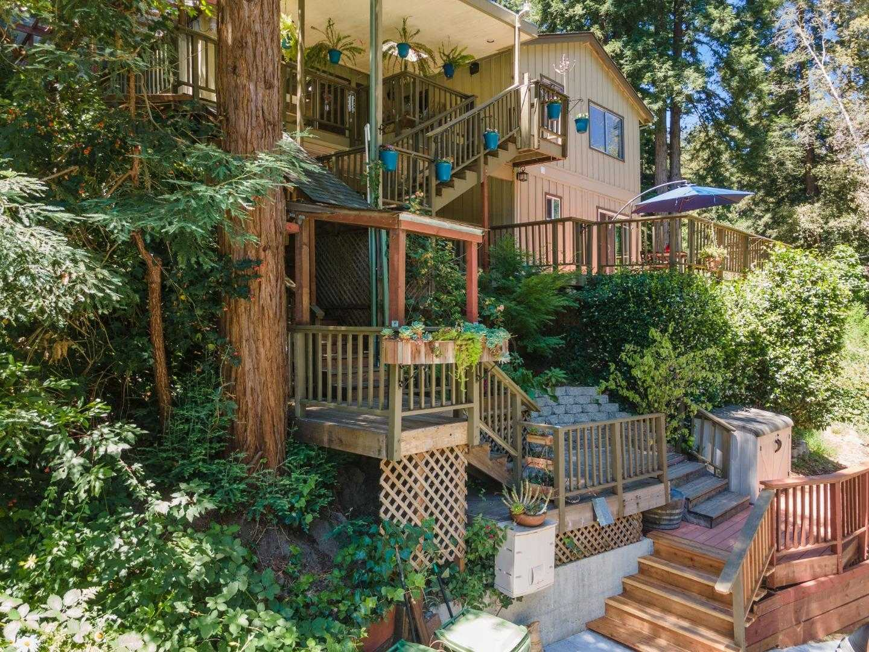 711 Mountain View DR BEN LOMOND, CA 95005